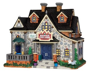 Lemax Village Collection Mountain View Lodge # 55937