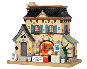 Lemax Village Collection A Touch Of Provence # 55955