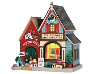 Lemax Village Collection The Dog House # 55978