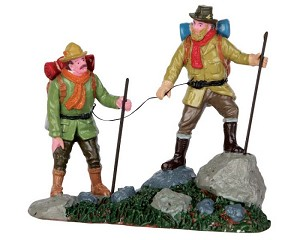 Lemax Village Collection Spelunkers # 62433