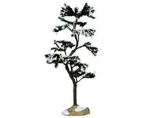 Lemax Village Collection Marcescent Tree Large 9 inch # 64088