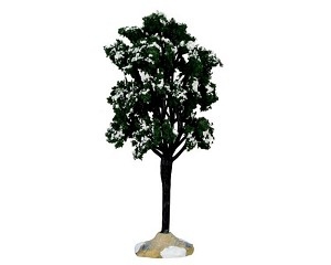 Lemax Village Collection Balsam Fir Tree Large 9 inch # 64090