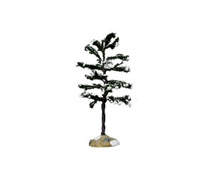 Lemax Village Collection Conifer Tree Large 9 inch # 64093