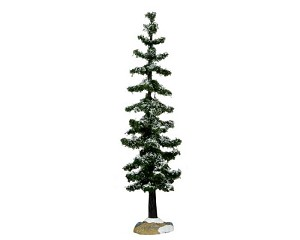 Lemax Village Collection Blue Spruce Tree Large 8 inch # 64112