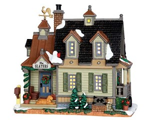 Lemax Village Collection Slater's Homestead # 65081