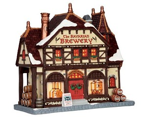 Lemax Village Collection The Bavarian Brewery # 65104