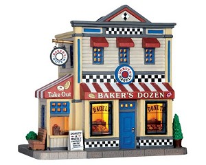 Lemax Village Collection Baker's Dozen # 65120