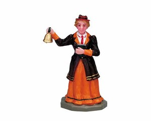Lemax Village Collection School Marm # 72426
