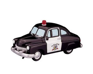 Lemax Village Collection Police Squad Car # 84833