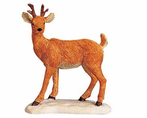Lemax Village Collection Deer On The Hoof # 92343