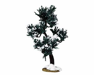 Lemax Village Collection White Mulberry Tree Large 9 inch # 94011