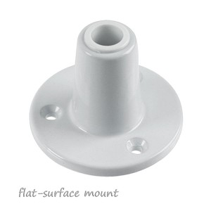Table Mount for a Magnifier Lamp White