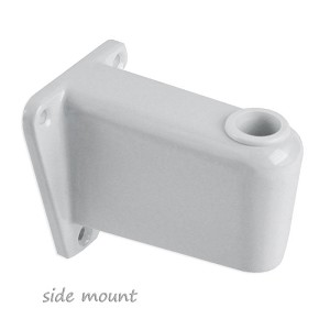 Wall Mount for a Magnifier Lamp White